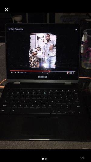 Samsung Pro Touch Screen Flip Chromebook [BEST OFFER] for Sale in Alexandria, VA