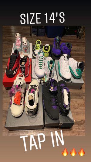 Nike Jordan Men Shoes - Size 14 for Sale in Waldorf, MD
