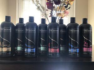 8 Tresemme Shampoo, 28 FL oz ( non-negotiable) for Sale in Riverside, CA