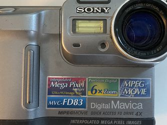 Sony Digital Mavica w/ Charger & Battery for Sale in Corona,  CA