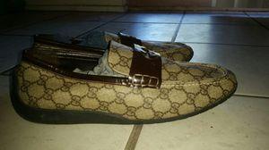 "Gucci men's ""wimbleton moc"" loafers size 9.5g for Sale in Phoenix, AZ"