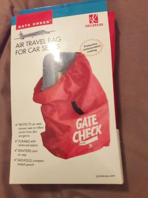 JL Childress GATE CHECK Car Seat Cover for Sale in Raleigh, NC