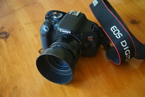 Canon EOS Rebel T3i Digital SLR Camera with EF 50mm f/1.8 STM Lens for Sale in Miami, FL