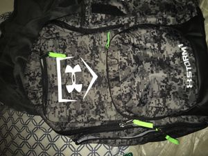 Under armour backpack for Sale in Fairfax, VA