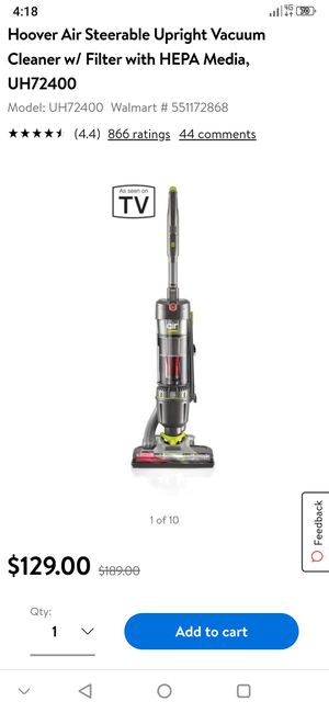 Hoover Vacuum for Sale in South Gate, CA