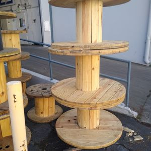 Wooden Wire Spools for Sale in San Jose, CA