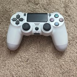 All White Ps4 Controller For Sale for Sale in Santa Ana,  CA
