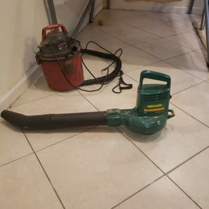 Electric Leaf Blower for Sale in Hyattsville, MD