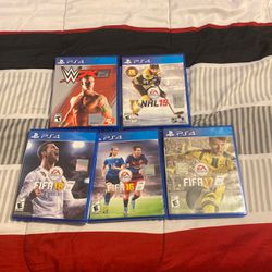 Game Bundle! for Sale in Henderson,  NV