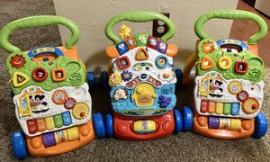 Baby's walker they are great working for Sale in Dallas, TX