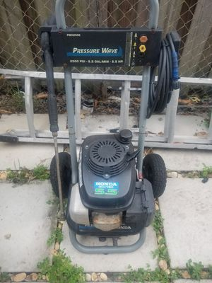 Honda pressure washer for Sale in Miami, FL