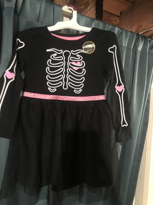 Skeleton tutu costume for Sale in Euclid, OH