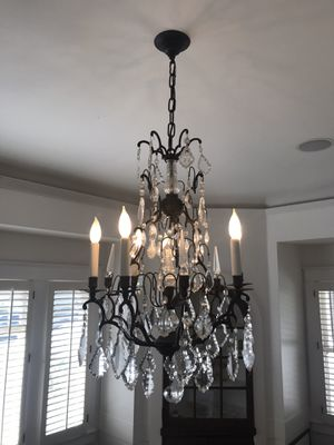 Crystal Chandelier for Sale in Long Beach, CA