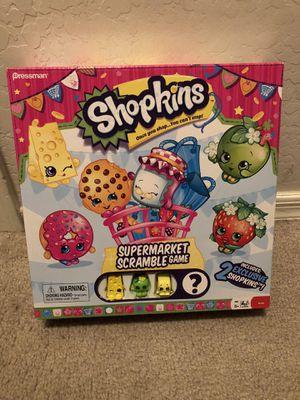 Shopkins game for Sale in El Mirage, AZ