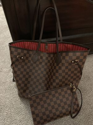 Louis Vuitton bag and wallet 3 items for Sale in Riverside, CA