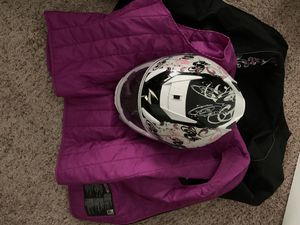 Like new. Motorcycle gear. for Sale in Sudley Springs, VA