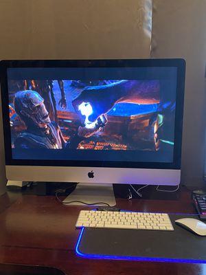 Apple iMac Retina 5K, 27 inch, 2017 for Sale in Cheyenne, WY