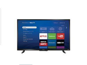 Insignia smar roku tv 40 inch for Sale in Silver Spring, MD