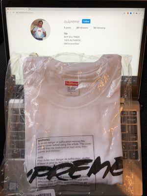 Supreme Futura Logo tee size Large for Sale in Glen Allen, VA