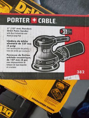 Porter Cable Sander 382 for Sale in Burlington, NJ