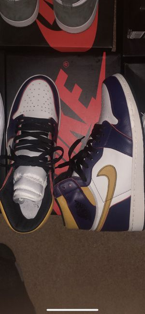 Jordan 1 LA to a Chicago for Sale in Nashville, TN