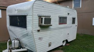 Travel Trailer 1959 Terry for Sale in Taylor, MI