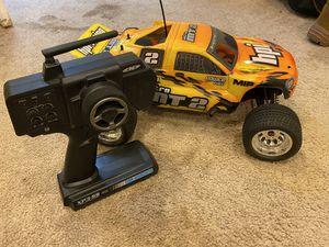 Hpi mt2 nitro truck race build for Sale in Pasadena, MD