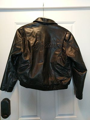 Ladies Indian leater riding jacket for Sale in Colorado Springs, CO