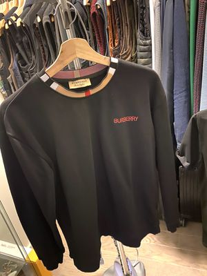 BURBERRY long sleeve men shirt for Sale in Charlotte, NC