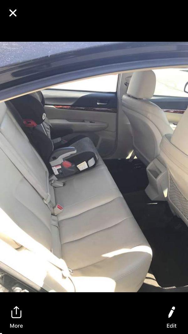 Subaru Legacy 2. 5GT Sedan 4D