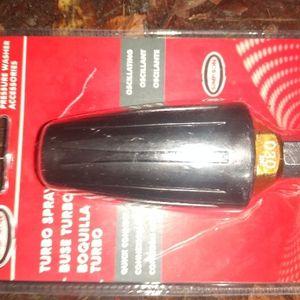 Turbo Nozzle Attachment For Pressure Washer for Sale in Tacoma, WA