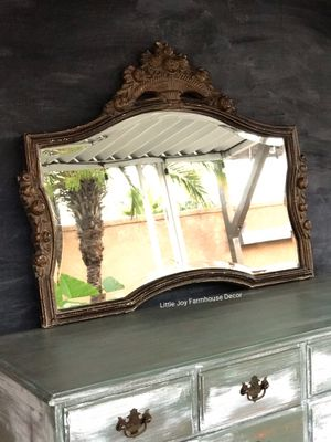Vintage Ornament Vanity Mirror for Sale in West Covina, CA