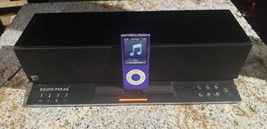 Sound FreaQ Bluetooth ipod dock includes ipod for Sale in Cypress, CA