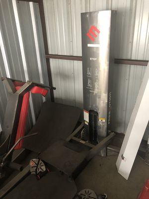 Freemotion step for Sale in Burleson, TX