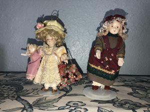 1983 Antique Porcelain Dolls for Sale in Fontana, CA