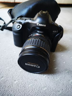 """CANON EOS1V - HIGH SPEED MINT. """"like New"""" original owner for Sale in San Francisco, CA"""