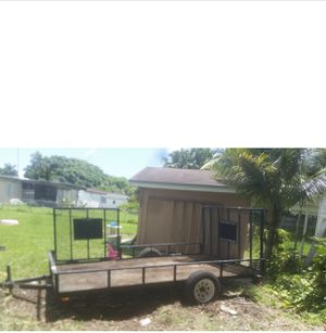 Utility trailer for Sale in FL, US