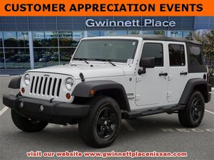 2013 Jeep Wrangler Unlimited for Sale in Duluth, GA