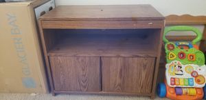 Swivel TV Stand Cabinet Storage for Sale in Peoria, AZ