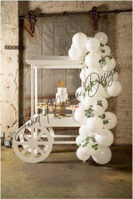 Organic Balloon Garland party decor for Sale in Vista, CA