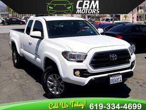 2016 Toyota Tacoma for Sale in El Cajon, CA