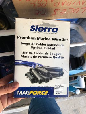 Sierra Marine Wire Set for Sale in Fountain Valley, CA