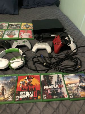 Xbox One X for Sale in Midland, TX