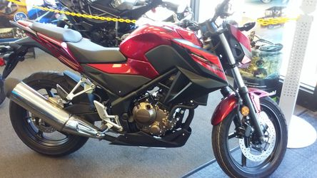 New 2018 HONDA CB300F. FINANCING AVAILABLE AND TRADES WELCOME. for Sale in undefined