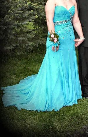 Prom dress size 8 for Sale in Millmont, PA