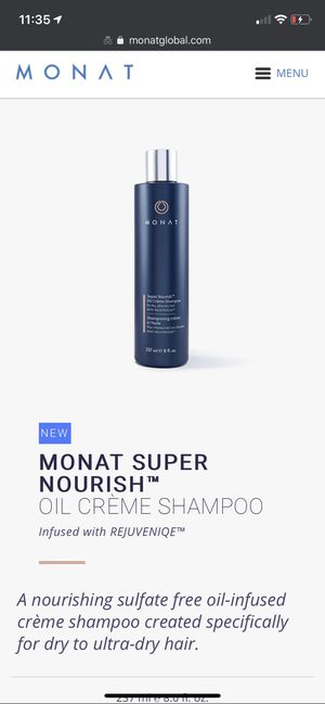 Monat Super Nourish for Sale in Kent, WA