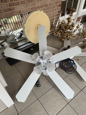 Two ceiling fans for Sale in Potomac, MD