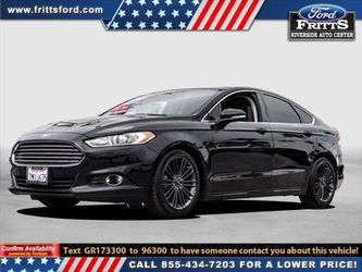 2016 Ford Fusion for Sale in Riverside,  CA