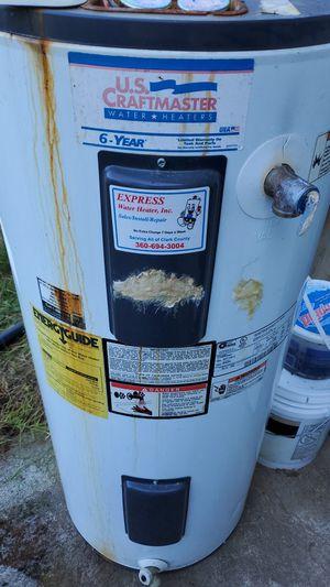 Water Heater for Sale in Ridgefield, WA