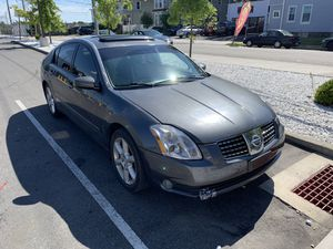 2004 Nissan Maxima for Sale in Bridgeport, CT
